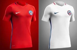 Chile 2016 copa america centenario kit