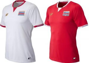 Costa Rica 2016 copa america centenario kit