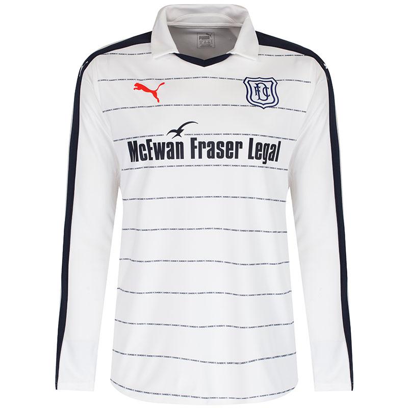 Dundee 2016-17 Away Kit Front