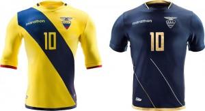 Ecuador 2016 copa america centenario kit