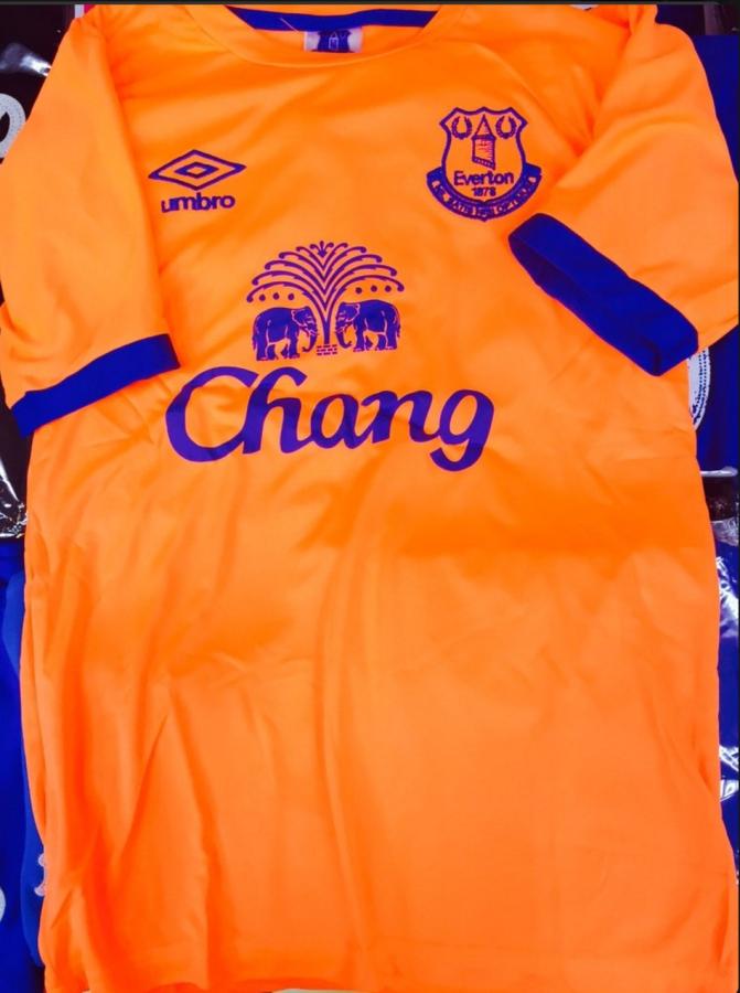 Everton 3rd Kit 2016-17