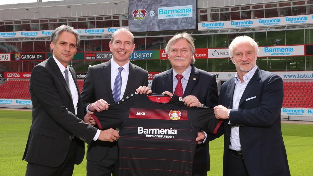 Leverkusen Sponsor