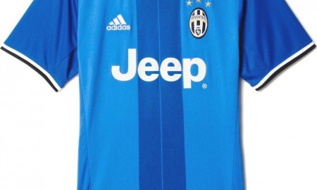Juventus 2016-17 Away Kit