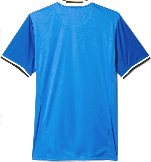 Juventus 2016-17 Away Kit Shirt Back