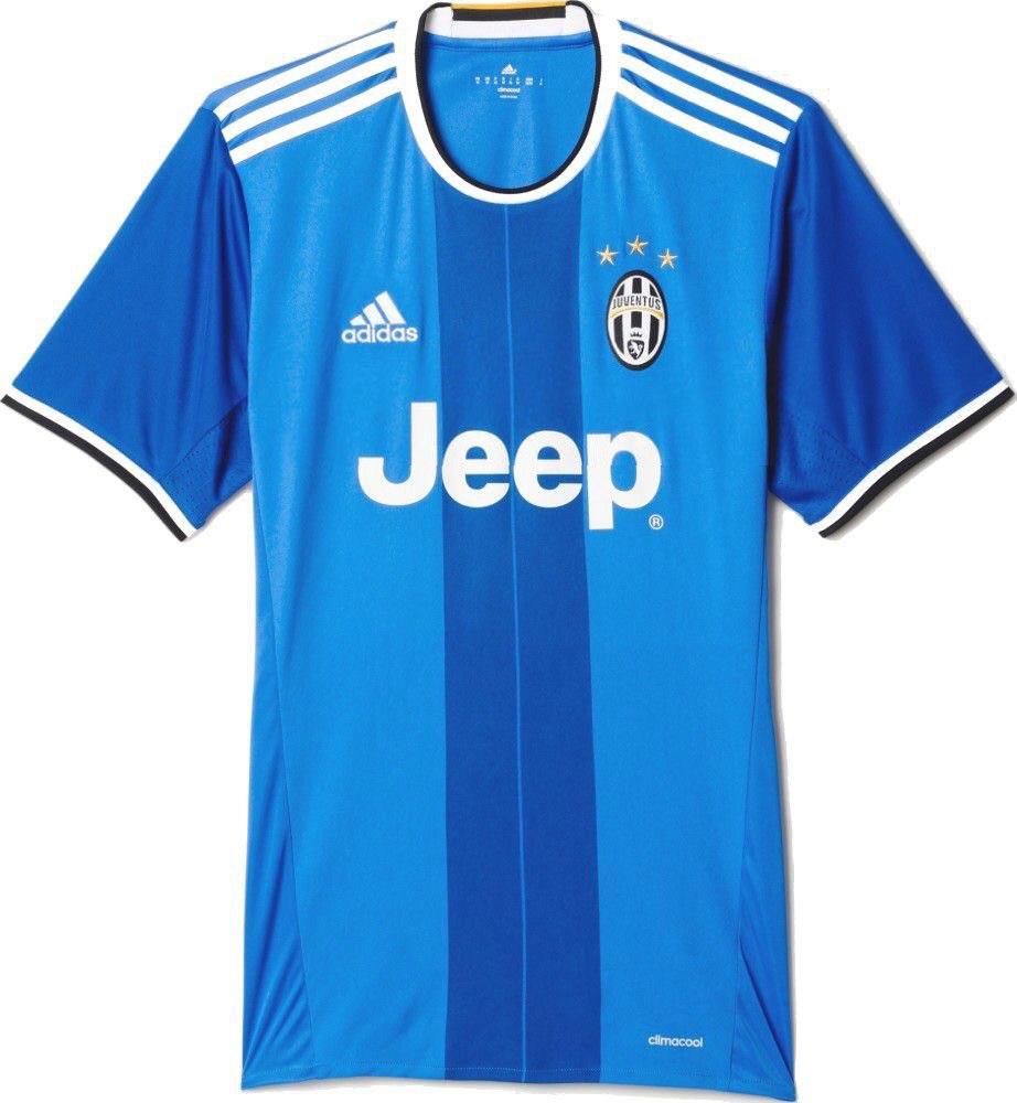 Juventus 2016-17 Away Kit