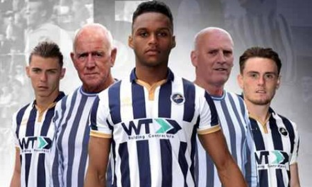 Millwall Home 2016-17