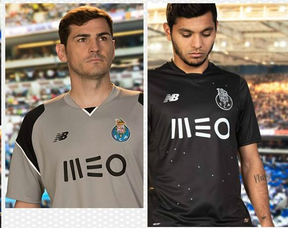 REVEALED! FC Porto 2016 17 Away Kit 0e74d7f19