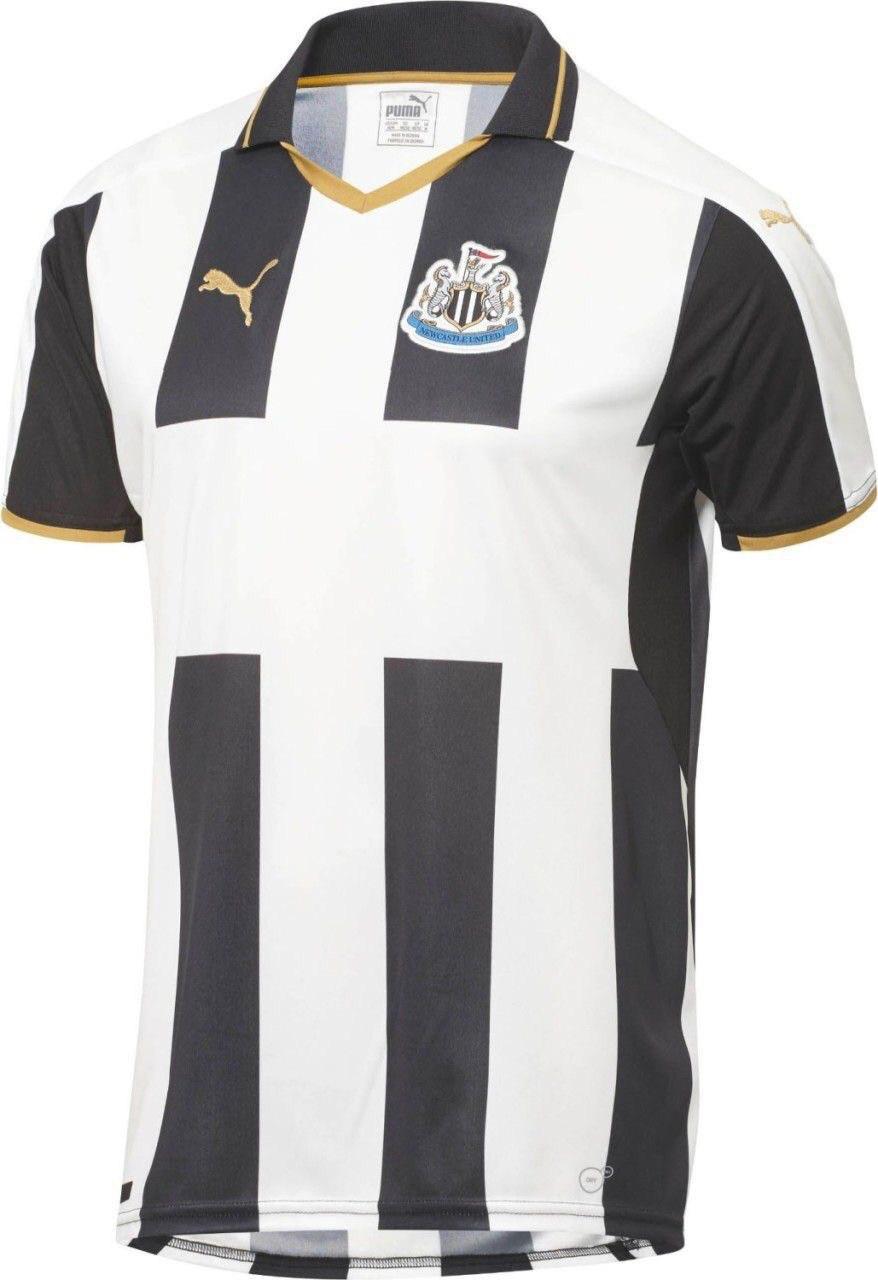 ecd308609f7 LEAKED! Newcastle United 2016 17 Home Kit