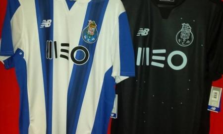 Porto Home & Away Kit 2016-17