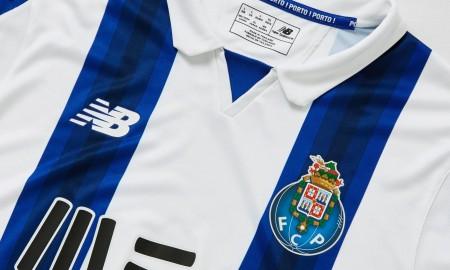 Porto Home Kit 2016-17 Badge