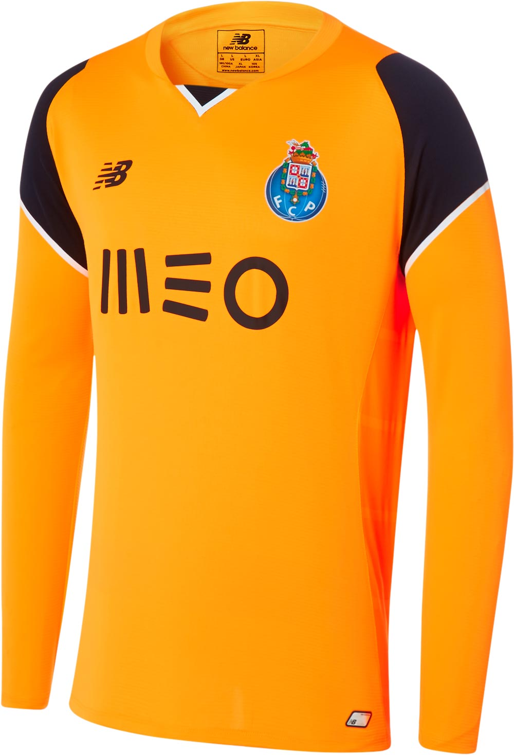Porto Home Kit 2016-17 Goalkeeper ... ddba3aa07