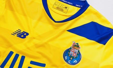 Porto Thrid Kit 2016-17
