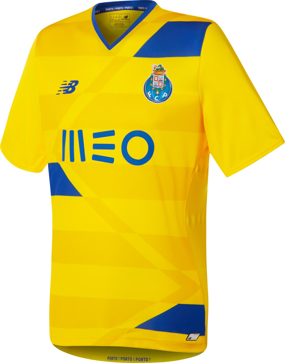FC Porto 2016 17 Third Kit Released e4a5308c0