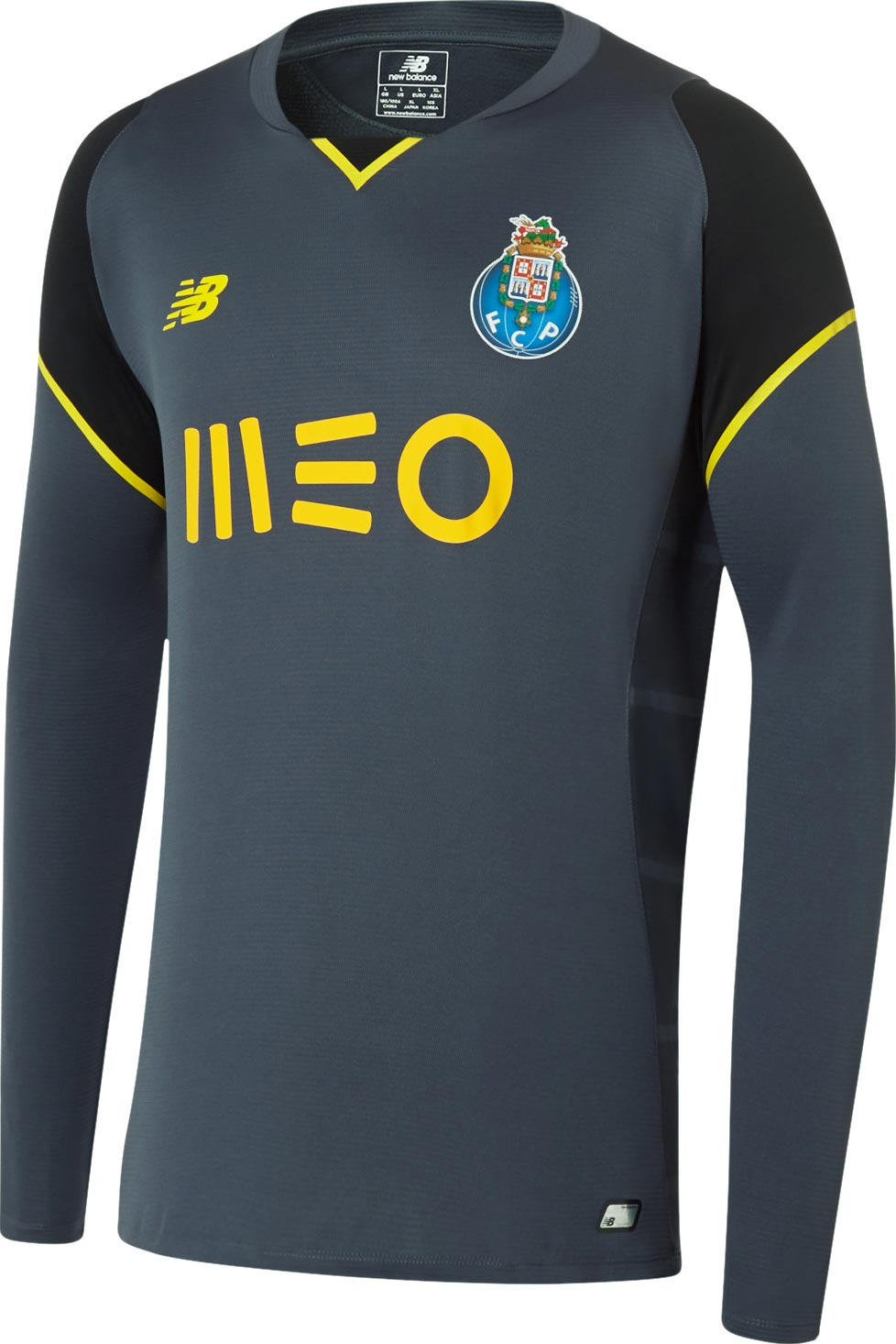 release date: 93540 7bdb8 FC Porto 2016/17 Third Kit Released