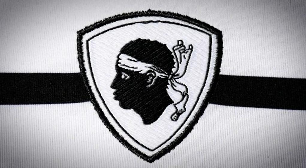 SC Bastia Home Kit 2016-17 Banner