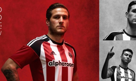 Sheffield United Home Kit 2016-17