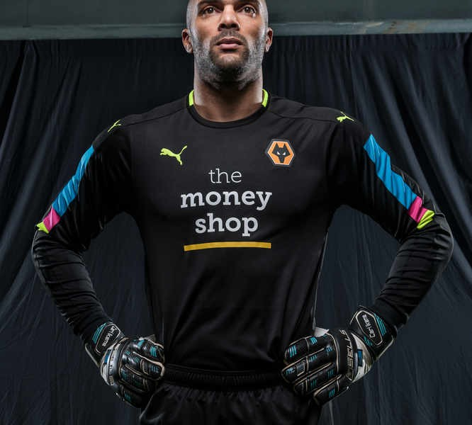 101c460ee7f Wolves Release Their 2016/17 Goalkeeper Kits