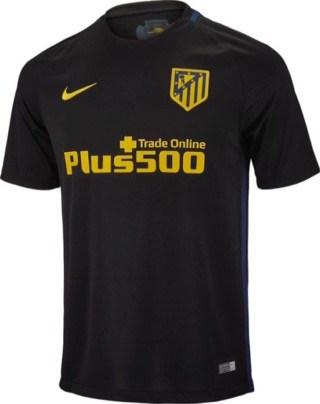 atletico madrid away kit 2016-17