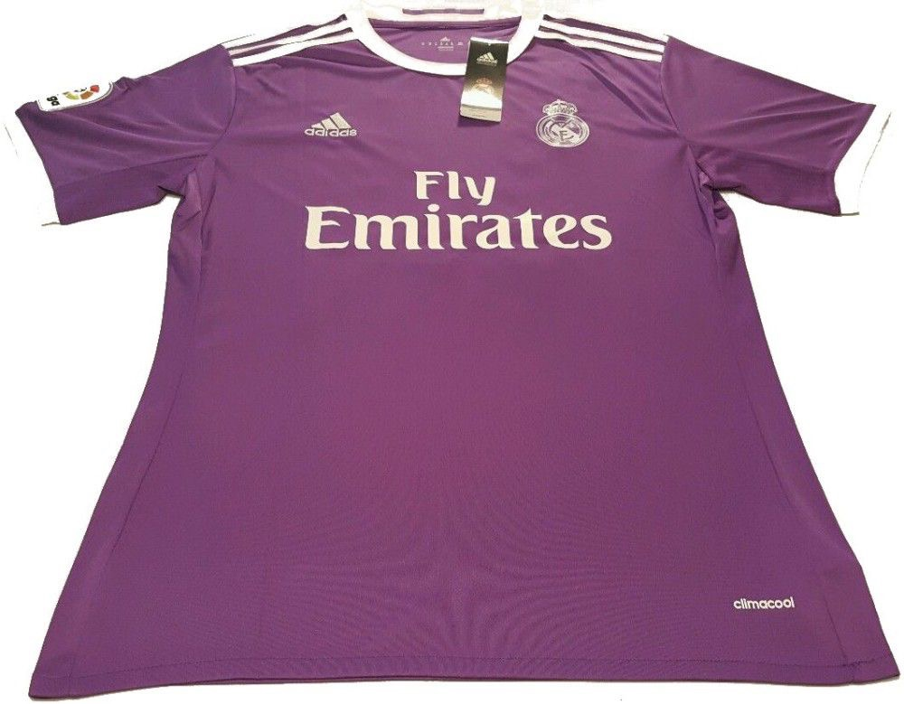 new styles 5a00c 26ed5 LEAKED! Real Madrid 2016-17 Away Kit