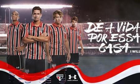sao paulo away kit 2016-17