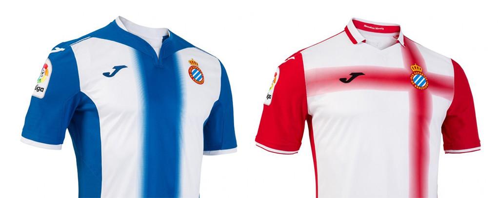 RCD Espanyol Release 2016 17 Kits 23613001f