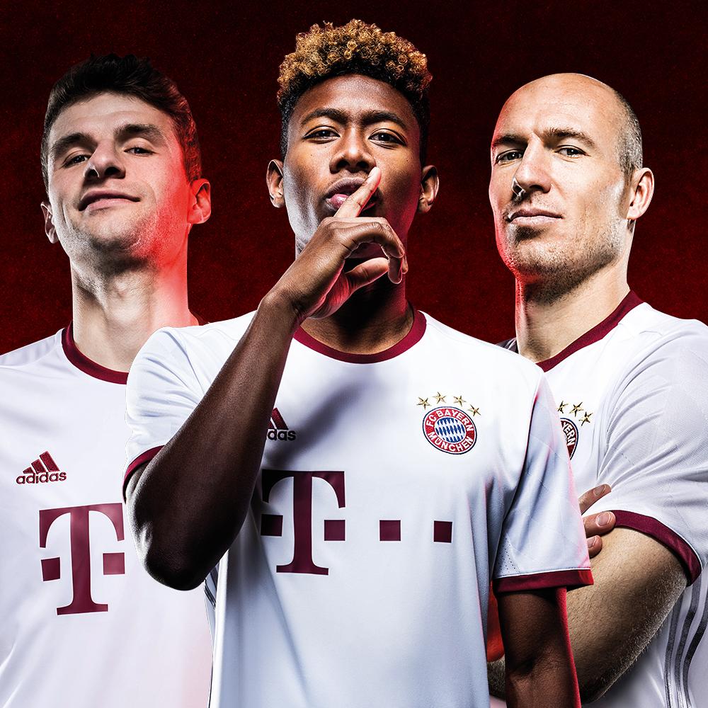 Bayern Munich 2016 17 Third Kit Released 7336e09e3