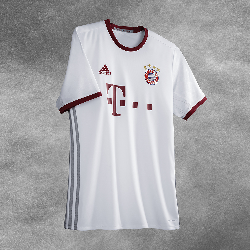 964e3b568 Bayern Munich 2016 17 Third Kit Released
