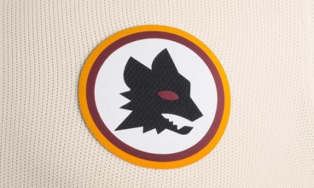 AS Roma Badge
