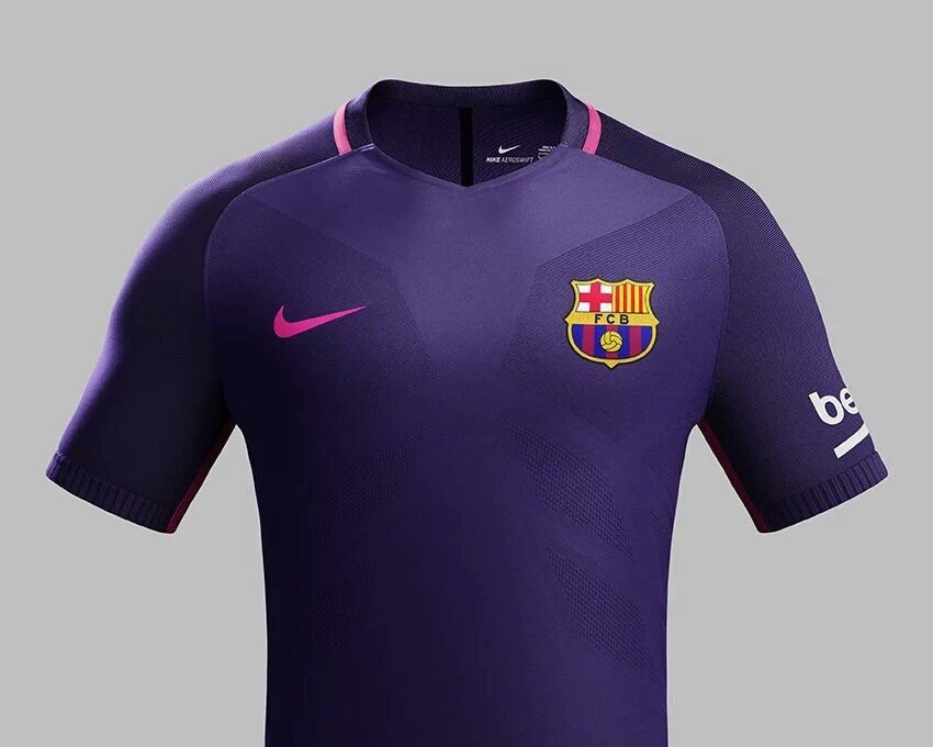 promo code cdd11 01e3c Barcelona Reveal 2016/17 Away Kit