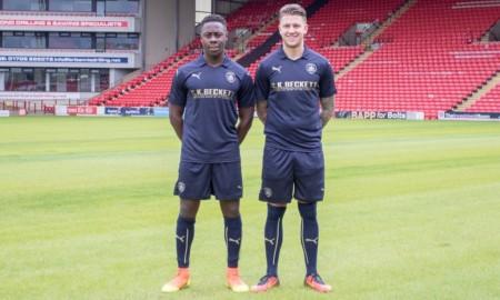 Barnsley Away Kit 2016-17 Players