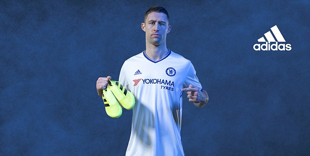 Chelsea 16-17 Third Kit Cahill