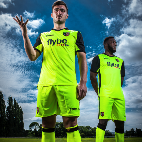 Exeter City Away_Shirts_Shorts_2016_17