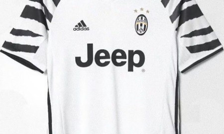 Juventus Third Kit 2016-17 Shirt