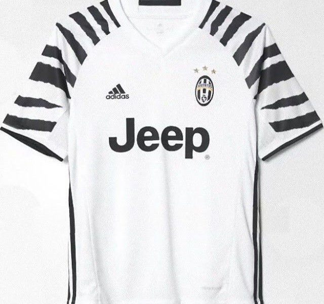 Juventus Zebra 16 17 Third Strip Arrives