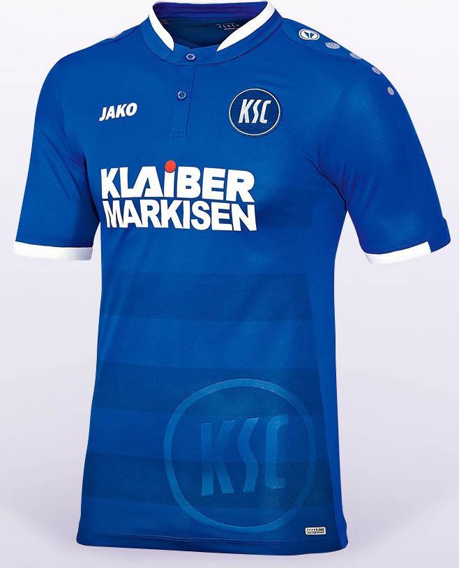 Karlsruhe SC 2016-17 Kits home front
