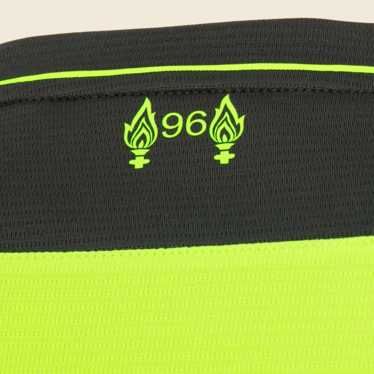Liverpool Third Kit 2016-17 96 logo