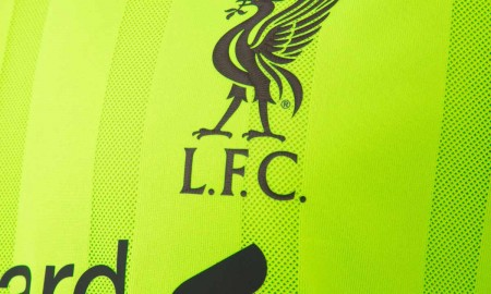 Liverpool Third Kit 2016-17 Crest