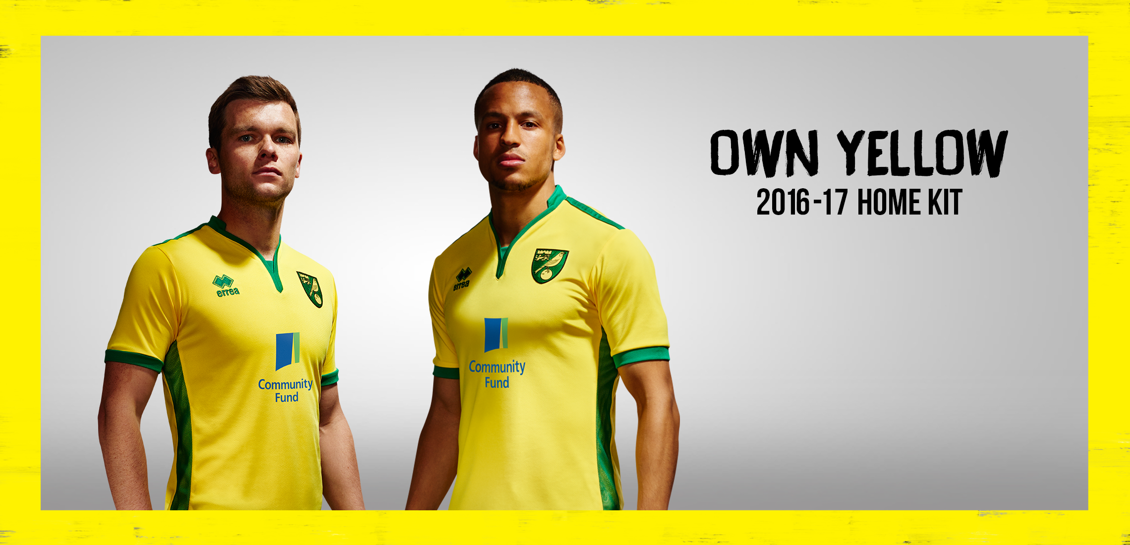 Norwich City Release 2016 17 Home Kit 1febfd0ab