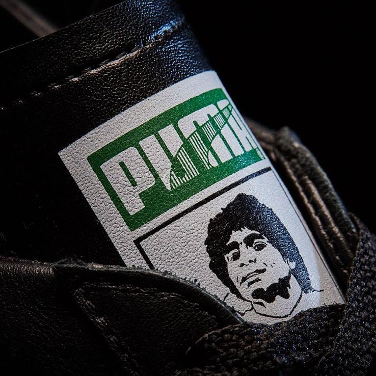 Cantidad limitada gran selección de 2019 mujer Puma Launch King Maradona Super Boots