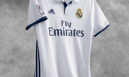 Real Madrid Away Kit 2016-17 Shirt