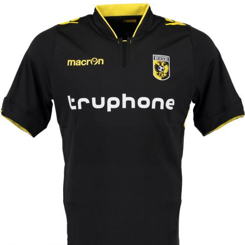 Vitesse Arnhem 2016/17 Kits Are Here