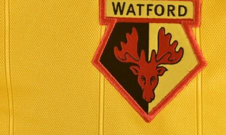 Watford 16-17 Home Crest