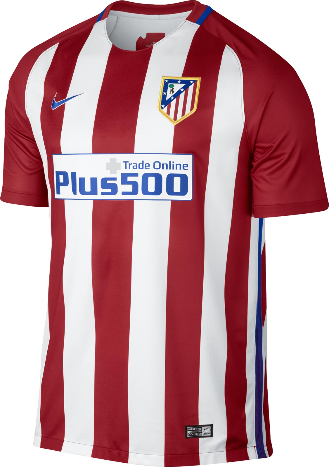 74c2f3ea2 Atletico Madrid 2016/17 Home Kit Unveiled
