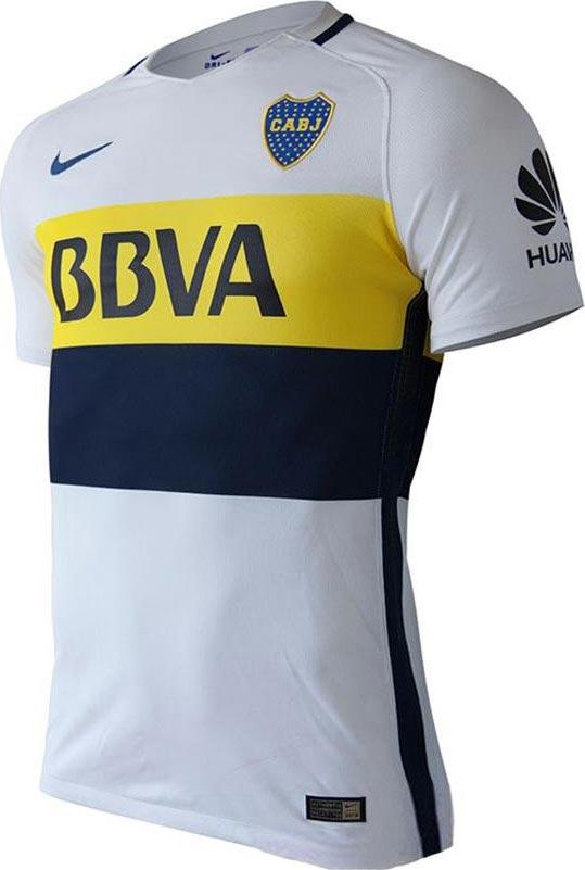 4952044acca Boca Juniors 2016-17 Kits Released