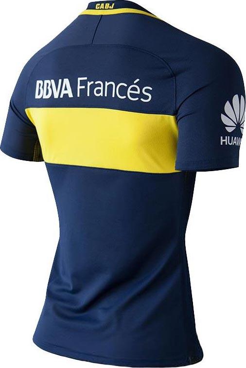 new style 2353d 9c0ae Boca Juniors 2016-17 Kits Released