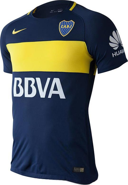 new style e44ec b7261 Boca Juniors 2016-17 Kits Released