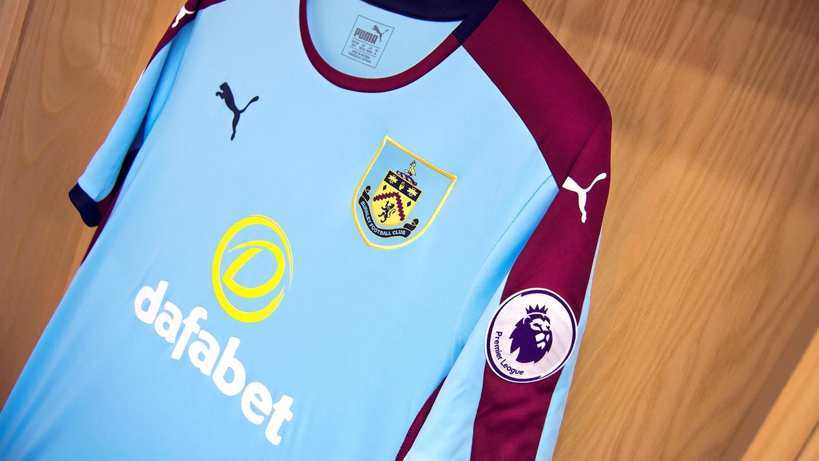 Burnley 2016-17 Away Kit Released