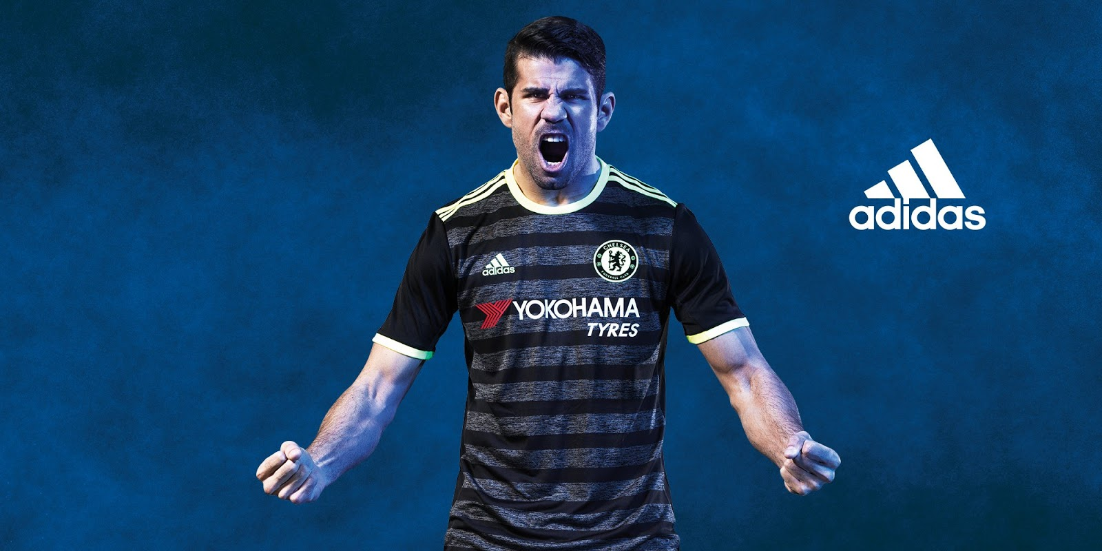 38cee78af Chelsea Launch 2016 17 Away   Third Kit