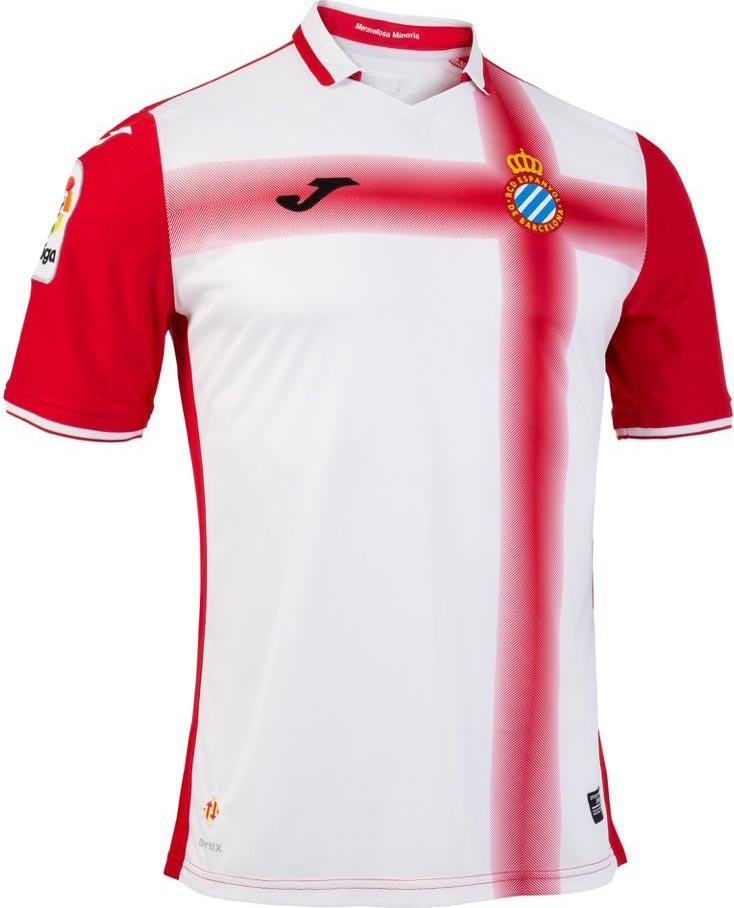 RCD Espanyol Release 2016/17 Kits
