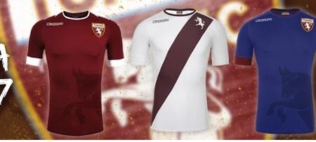 Torino 2016-17 Kits Banner